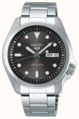 Seiko 5 deporte | automático | pulsera de acero inoxidable | esfera gris SRPE51K1