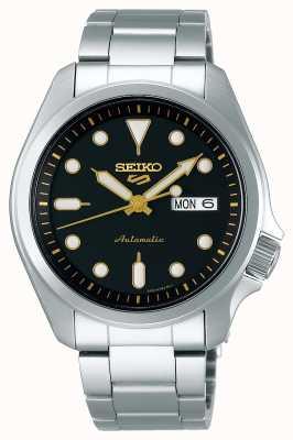 Seiko 5 deportes | automático | reloj de acero inoxidable SRPE57K1
