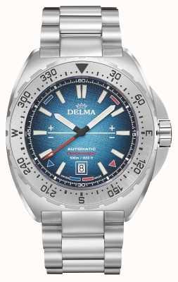 Delma Oceanmaster antártida edición limitada | acero inoxidable 41701.670.6.049