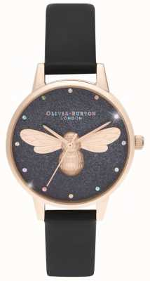 Olivia Burton Rainbow lucky bee midi dial reloj vegano OB16FB13