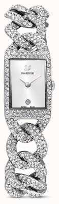 Swarovski | reloj de cóctel | conjunto de cristal | pulsera de acero inoxidable | 5547617