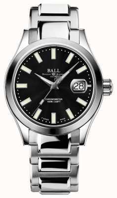 Ball Watch Company Ingeniero de hombres iii auto | edición limitada | esfera negra NM2026C-S27C-BK