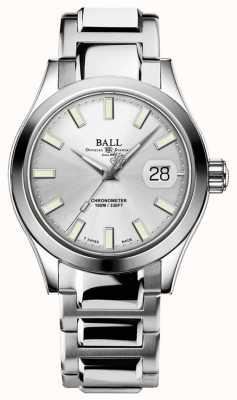Ball Watch Company Ingeniero de hombres iii auto | edición limitada | esfera plateada NM2026C-S27C-SL