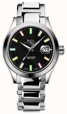 Ball Watch Company Edición cariñosa | ingeniero iii auto | edición limitada | esfera negra | multi NM2026C-S28C-BK