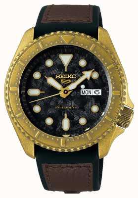 Seiko Hombres | 5 deporte | automático | vendimia | reloj SRPE80K1