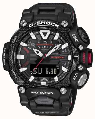 Casio G-shock gravitymaster | núcleo de carbono | bluetooth | negro GR-B200-1AER