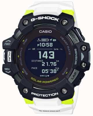 Casio G-shock | escuadrón g | monitor de frecuencia cardiaca | bluetooth | blanco | GBD-H1000-1A7ER