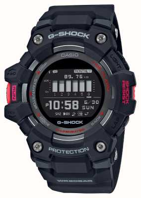 Casio G-shock | escuadrón g | steptracker | bluetooth | negro GBD-100-1ER