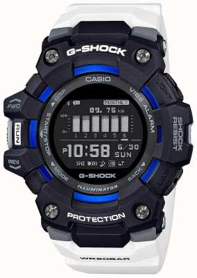 Casio G-shock | escuadrón g | steptracker | bluetooth | blanco GBD-100-1A7ER