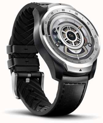 TicWatch Reloj inteligente Pro 2020 de metal líquido plateado 139864-WF12106
