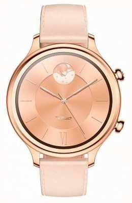 TicWatch C2 + reloj inteligente de oro rosa 139866-WG12056