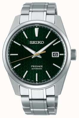 Seiko Presagio | automático | esfera verde | acero inoxidable SPB169J1