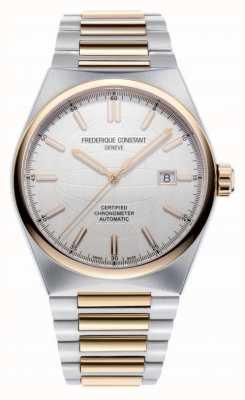 Frederique Constant Highlife | automático | pulsera de acero | correa extra | cosc FC-303V4NH2B