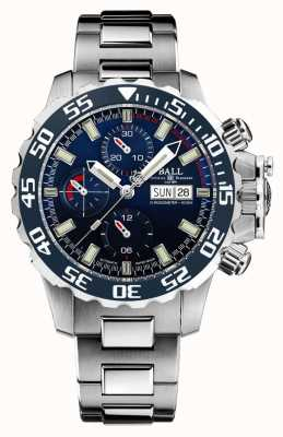 Ball Watch Company Engineer hidrocarburo nedu esfera azul DC3026A-S3C-BE