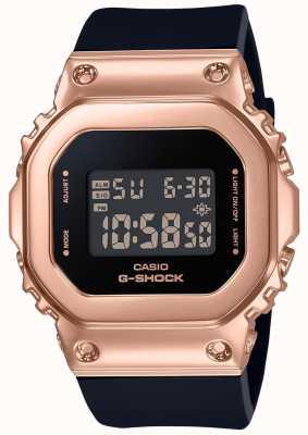 Casio Reloj compacto de oro rosa g-shock GM-S5600PG-1ER