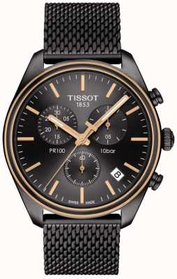 Tissot Cronógrafo t classic pr 100 para hombre T1014172306100