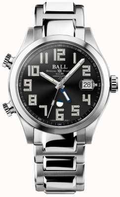 Ball Watch Company Ingeniero ii | timetrekker | edición limitada | cronómetro | GM9020C-SC-BK