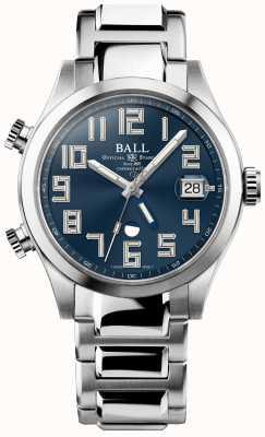 Ball Watch Company Ingeniero ii | timetrekker | edición limitada | cronómetro GM9020C-SC-BE