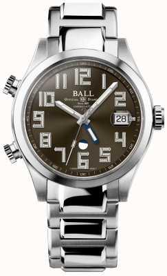 Ball Watch Company Ingeniero ii | timetrekker | edición limitada | cronómetro GM9020C-SC-BR