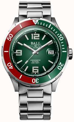 Ball Watch Company Roadmaster m | arcángel | edición limitada | cronómetro DM3130B-S7CJ-BK