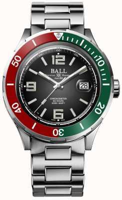 Ball Watch Company Roadmaster m | arcángel | edición limitada | cronómetro DM3130B-S7CJ-GR
