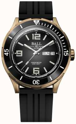 Ball Watch Company Roadmaster | arcángel bronce | edición limitada | DM3070B-P1CJ-BK