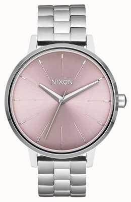Nixon Kensington | lavanda plateada / pálida | esfera de acero inoxidable A099-2878-00