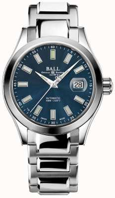 Ball Watch Company Ingeniero iii marvelight | acero inoxidable | esfera azul NM2026C-S10J-BE