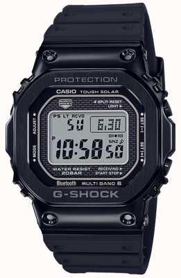 Casio Banda de resina g-shock bisel ip negro GMW-B5000G-1ER