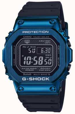 Casio G-shock blue resistente azul solar ip plateado GMW-B5000G-2ER