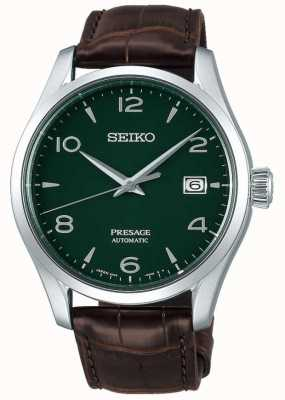 """Seiko Esmalte """"cedro verde"""" de edición limitada para hombre SPB111J1"""