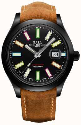 Ball Watch Company Ingeniero ii edición limitada rainbow cosc cronómetro automático 43 mm titanio NM2028C-L28CJ-BK