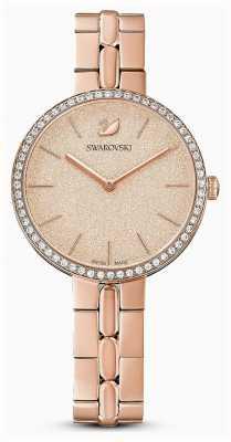 Swarovski Cosmopolitan | pulsera de metal | chapado en pvd oro rosa | 5517800