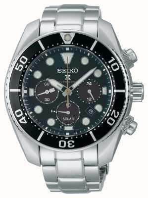 """Seiko Reloj de edición limitada prospex """"island green"""" cronógrafo solar """"sumo"""" SSC807J1"""