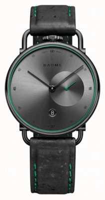 Baume & Mercier Baume | cuarzo ecológico | esfera gris | correa de corcho negro M0A10599