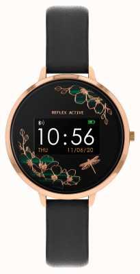 Reflex Active Reloj inteligente Serie 3 | correa negra RA03-2040