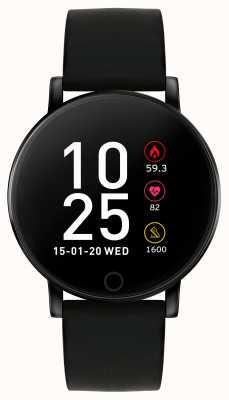 Reflex Active Reloj inteligente Serie 5 | monitor de recursos humanos | pantalla táctil a color | correa negra RA05-2022
