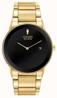 Citizen Pulsera de hombre eco-drive axiom gold AU1062-56E