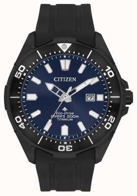 Citizen Eco-drive promaster wr200 para hombre BN0205-10L