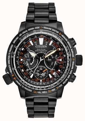 Citizen Edición limitada eco-drive satellite wave gps para hombre CC7015-55E
