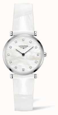 Longines La grande classique de longines blanco diamante L45124870