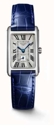 Longines Reloj de cuarzo para mujer Dolcevita con correa de piel. L52554717