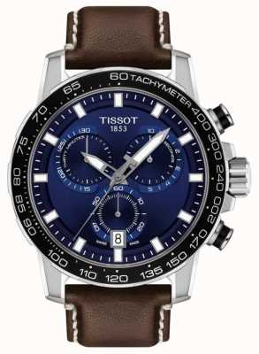 Tissot Hombre supersport quartz eol chrono T1256171604100