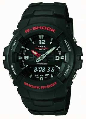 Casio Cronógrafo G-shock g-100-1bvmes G-100-1BVMUR