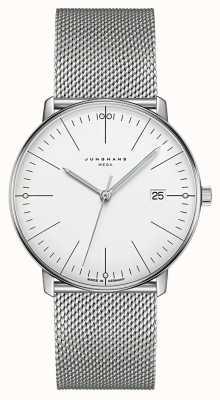 Junghans Reloj max bill mega de cristal de zafiro 58/4821.46