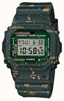 Casio G-shock | protector de núcleo de carbono | correas y bisel intercambiables DWE-5600CC-3ER