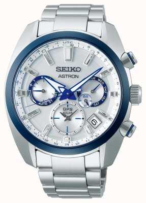 Seiko Reloj Astron 140 aniversario de acero inoxidable SSH093J1