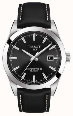 Tissot T-classic powermatic 80 silicio T1274071605100