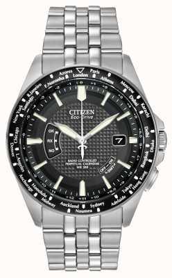 Citizen Radio-controlado (modelo de publicidad) CB0020-50E