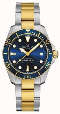 Certina Ds action diver stc edición especial C0328072204110
